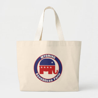 Wyoming Republican Party Bag