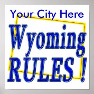 Wyoming Rules ! Print