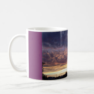 Wyoming Sky Coffee Mug