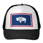 Wyoming State Flag Cap
