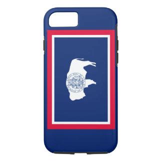 Wyoming State Flag Design iPhone 7 Case