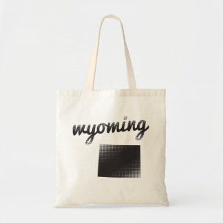 Wyoming State Budget Tote Bag