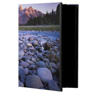 Wyoming, Teton National Park, Snake River iPad Air Cover
