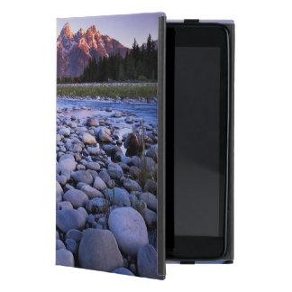 Wyoming, Teton National Park, Snake River iPad Mini Case