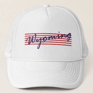 Wyoming Trucker Hat