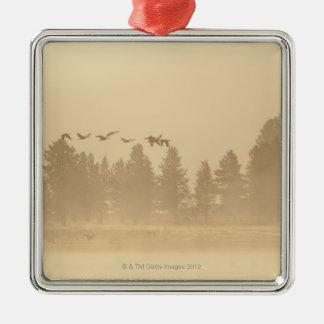 Wyoming, USA Christmas Ornament