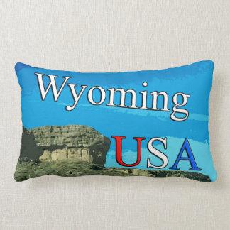 """Wyoming USA Polyester Lumbar Pillow 13"""" x 21"""""""