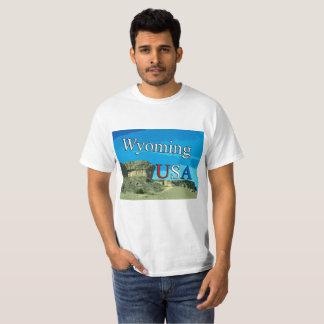 Wyoming USA Value T-Shirt