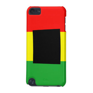 Wyoming with Rasta Colors iPod Touch (5th Generation) Covers