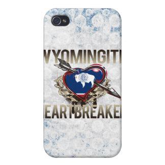 Wyomingite Heartbreaker iPhone 4 Cases
