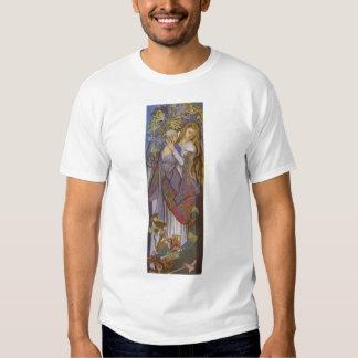 Wyspianski, Caritas (Madonna and Child), 1904 (2) Shirt