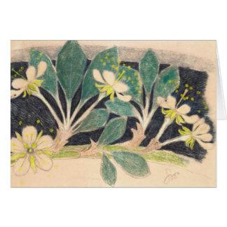 Wyspianski, Cherry Flowers, 1903 Greeting Cards