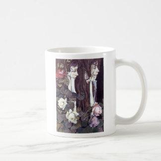 Wyspianski, Double Portrait of Eliza Parenska 1905 Basic White Mug