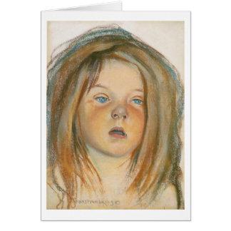 Wyspianski, Helenka, 1900 (1) Card