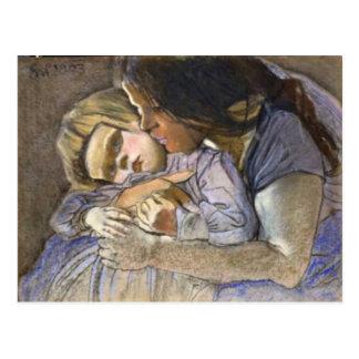 Wyspianski, Maternity, 1903 Postcard