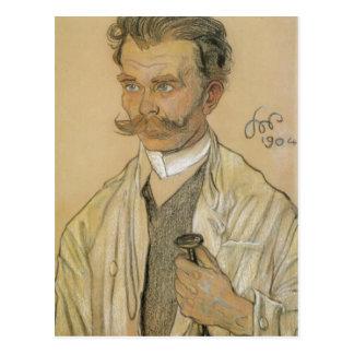 Wyspianski, Portrait of a Doctor, 1904 Postcards