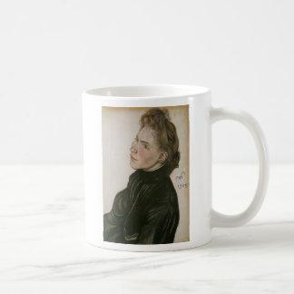 Wyspianski, Portrait of Helena Propper-Bornet 1900 Coffee Mugs