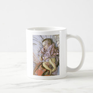Wyspianski, Sleeping Stas, 1902 Basic White Mug