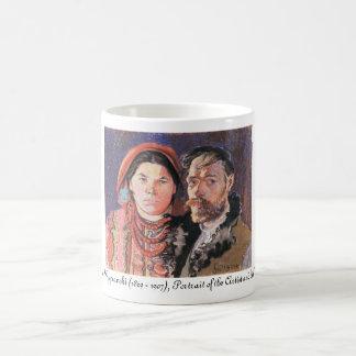 Wyspianski, The Artist and his Wife, 1904 Coffee Mugs