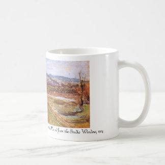 Wyspianski, View of Kosciuszko Mound, 1904 Coffee Mug
