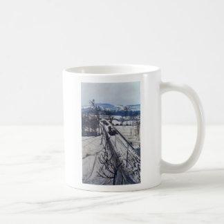 Wyspianski, View of Kosciuszko Mound, 1905 Coffee Mug