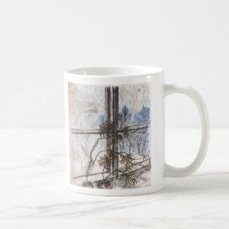Wyspianski, View of the City Walls, 1894 Coffee Mug