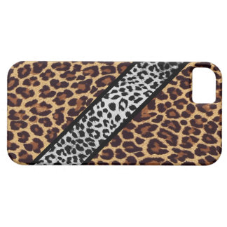 x2 leopard iphonecase barely there iPhone 5 case
