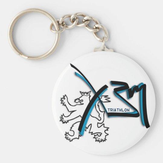 X3M Triathlon Mersch keychain