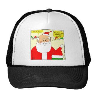 x89 wrong santa hat cartoon
