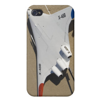 X-48B Blended Wing Body unmanned aerial vehicle 2 Cover For iPhone 4