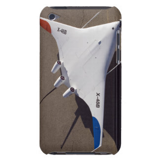 X-48B Blended Wing Body unmanned aerial vehicle Barely There iPod Covers