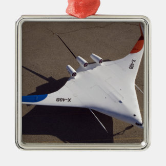 X-48B Blended Wing Body unmanned aerial vehicle Christmas Ornament