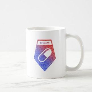 X-Com shield Broteam Variant Coffee Mug