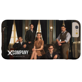 X Company Cast Photo Barely There iPhone 6 Plus Case