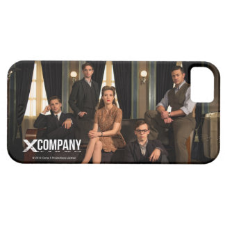 X Company Cast Photo iPhone 5 Covers