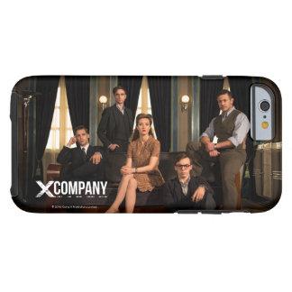 X Company Cast Photo Tough iPhone 6 Case