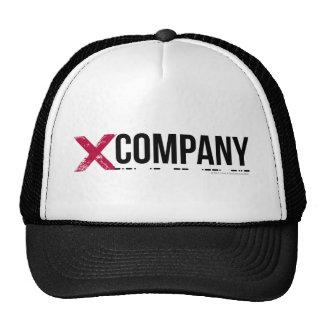 X Company Logo Cap