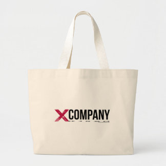 X Company Logo Large Tote Bag