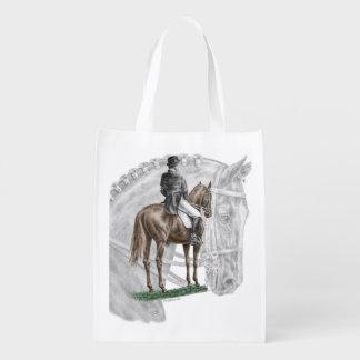 X-Halt Salute Dressage Horse
