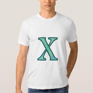 X Illuminated Monogram Tees