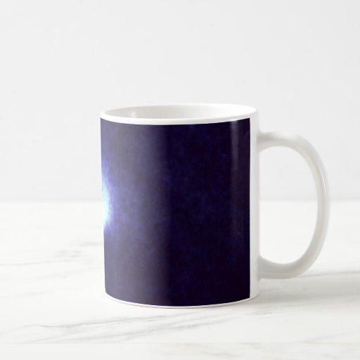 X in Whirlpool Galaxy M51 Mug
