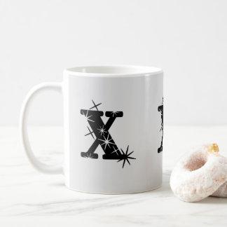 """""""X"""" Initial Mug"""