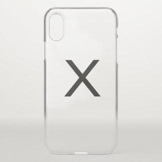 X iPhone X Case