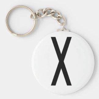 X KEYCHAINS