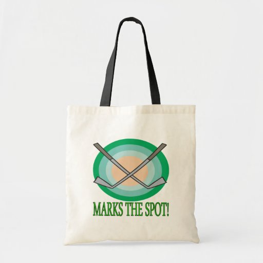 X Marks The Spot Budget Tote Bag