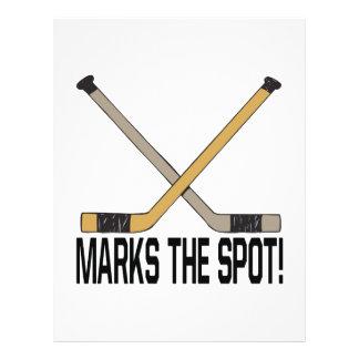 X Marks The Spot Flyer