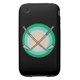 X Marks The Spot iPhone 3 Tough Cases