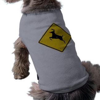 X-mas X-ing Sleeveless Dog Shirt