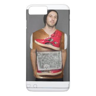 x - rated designer iPhone 7 plus case