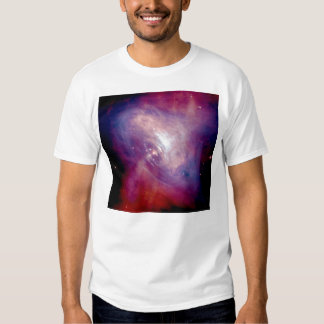 X-Ray and Optical Images of the Crab Nebula (front T-shirts